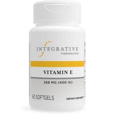 Vitamin E-400 - Integrative Therapeutics