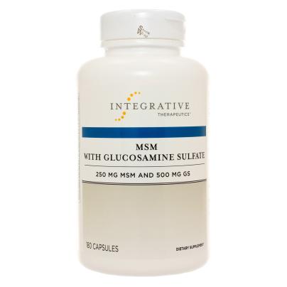 MSM w/Glucosamine Sulfate product image