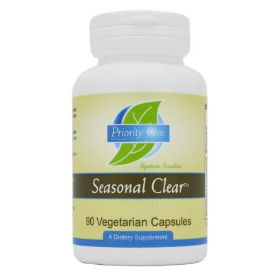 Seasonal Clear (Allergy Plus) product image