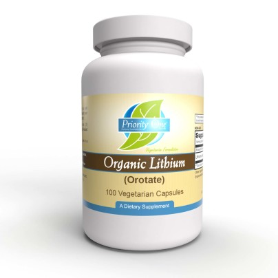Lithium Organic/Priority 5mg product image