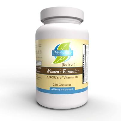 Womens Formula Iron Free product image