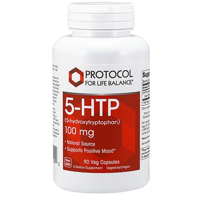 5-HTP 100mg - Protocol for Life Balance