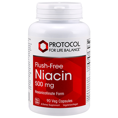 Flush-Free Niacin 500mg product image