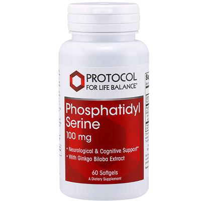 Phosphatidyl Serine 100mg product image