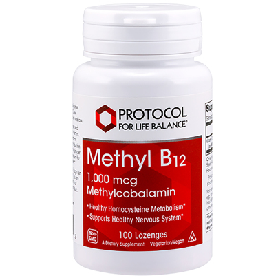 Methyl B-12 1000mcg product image