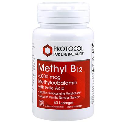 Methyl B-12 5000mcg product image