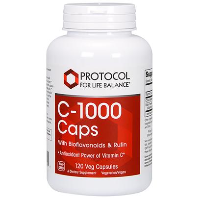 C-1000 - Protocol for Life Balance