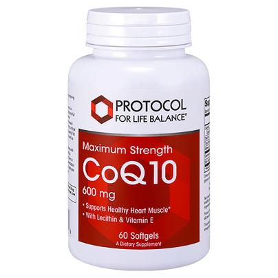 CoQ10 600mg product image