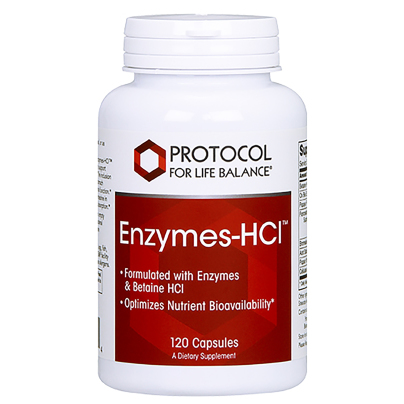 Enzymes-HCI product image