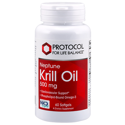 Neptune Krill Oil 500mg product image