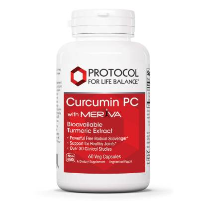 Curcumin Phytosome - Protocol for Life Balance