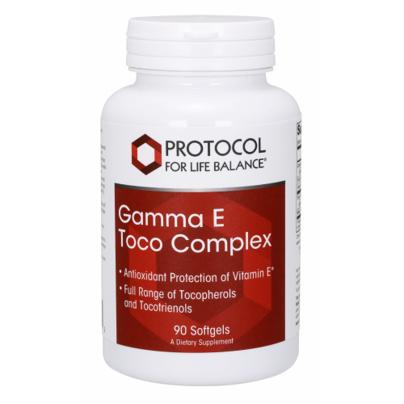 Gamma E Toco Complex - Protocol for Life Balance