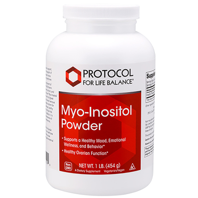 Myo-Inositol Powder - Protocol for Life Balance