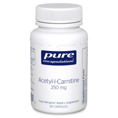 Acetyl-L-Carnitine 250mg product image