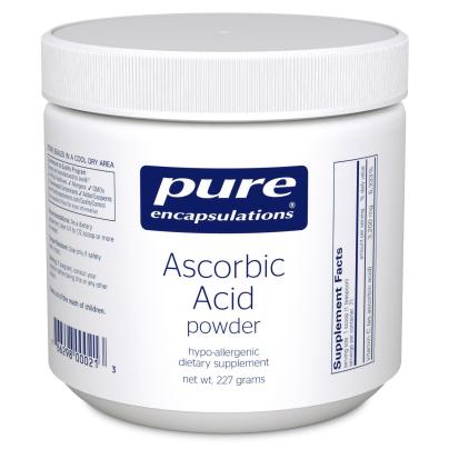 Ascorbic Acid powder - Pure Encapsulations