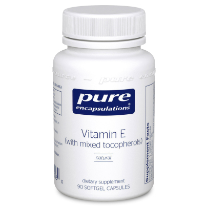 Vitamin E - Pure Encapsulations