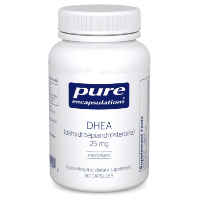 DHEA 25mg - Pure Encapsulations