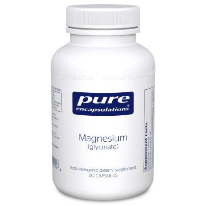 Magnesium (Glycinate) - Pure Encapsulations