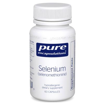 Selenium (selenomethionine) - Pure Encapsulations