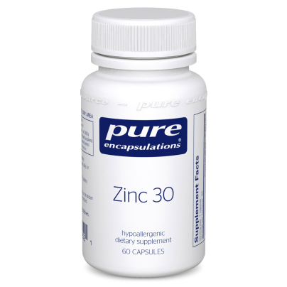 Zinc 30 - Pure Encapsulations