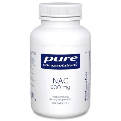 NAC 900mg - Pure Encapsulations