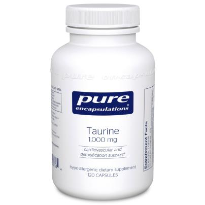 Taurine 1000mg - Pure Encapsulations