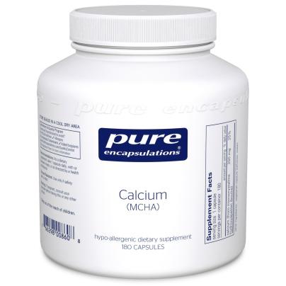 Calcium (MCHA) - Pure Encapsulations