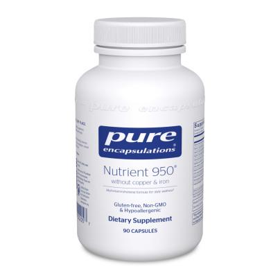 Nutrient 950 W/O Cu & Fe product image