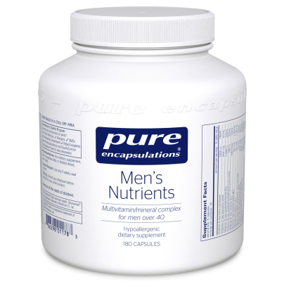 Men's Nutrients - Pure Encapsulations