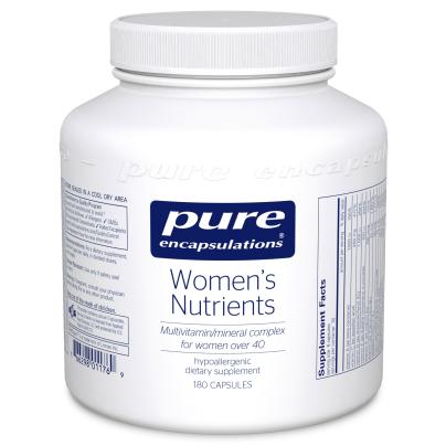 Women's Nutrients - Pure Encapsulations