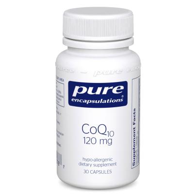 CoQ10 120mg - Pure Encapsulations