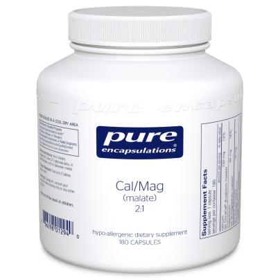 Cal/Mag (malate) 2:1 - Pure Encapsulations