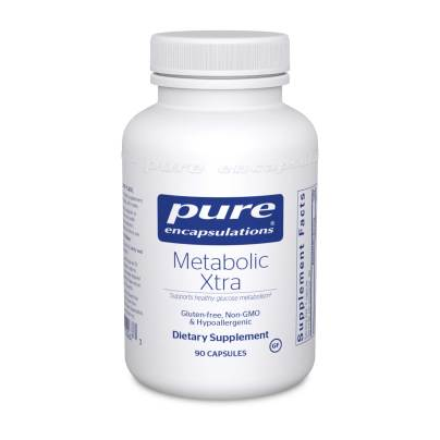 Metabolic Xtra - Pure Encapsulations