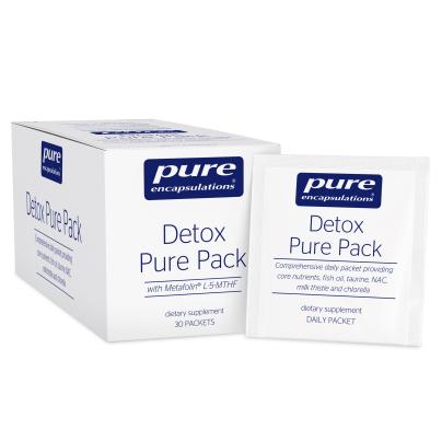 Detox Pure Pack - Pure Encapsulations