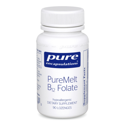 PureMelt B12 Folate - Pure Encapsulations
