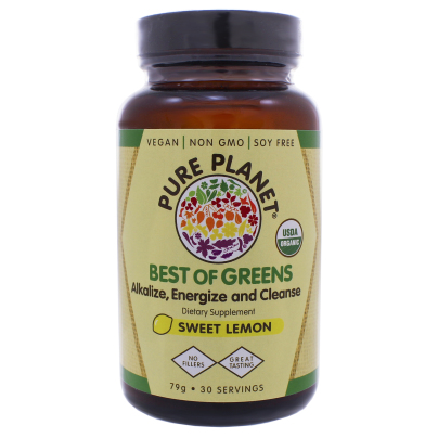 Best of Greens Organic - Sweet Lemon product image