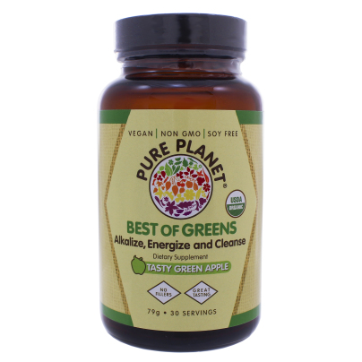 Best of Greens Organic - Green Apple product image