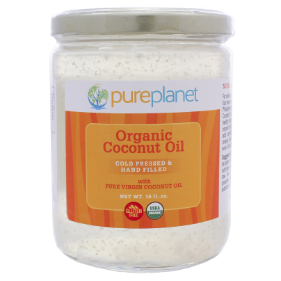 Coconut Oil Organic product image