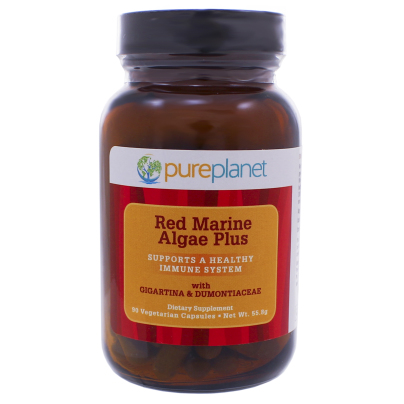 Red Marine Algae Plus - Pure Planet