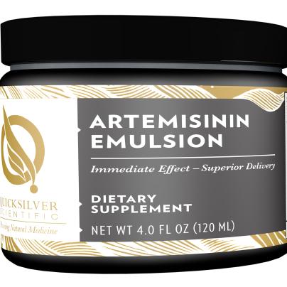 Artemisinin Emulsion - Quicksilver Scientific