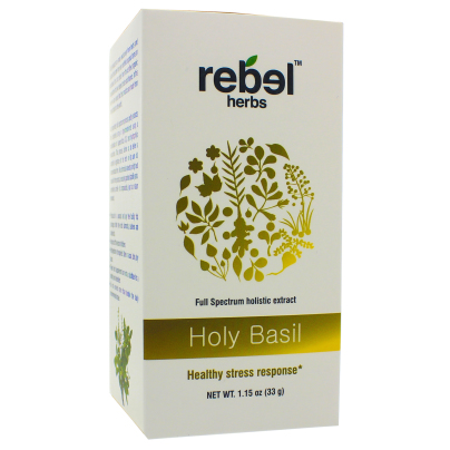 Holy Basil - Holistic extract powder - Rebel Herbs