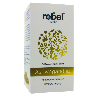 Ashwagandha - Holistic extract powder - Rebel Herbs
