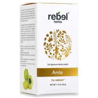 Amla - Holistic extract powder - Rebel Herbs