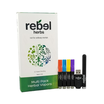 Multi Pack Vapor Kit - Rebel Herbs