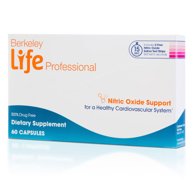 Berkeley Life Nitric Oxide Support product image
