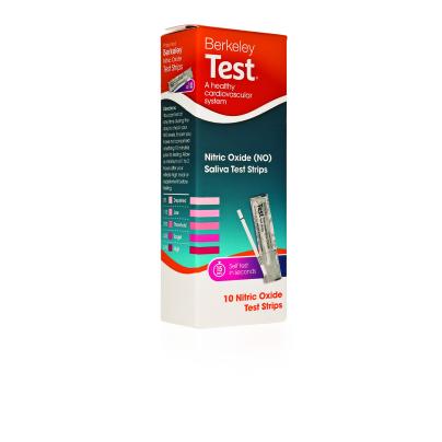 Berkeley Test Nitric Oxide Saliva Test Strip product image