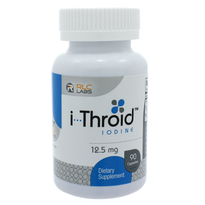 i-Throid 12.5mg (Iodine) - RLC Labs