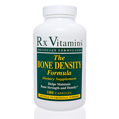 Bone Density Formula - Rx Vitamins