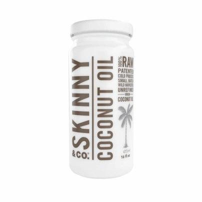 Raw Virgin Skinny Coconut Oil - Skinny and Company