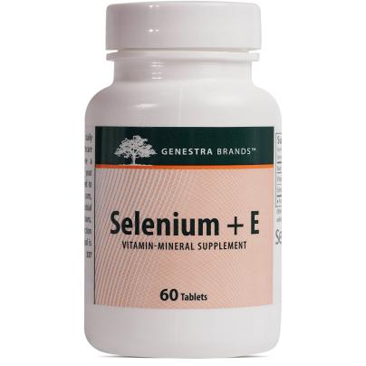Selenium + E - Seroyal/Genestra